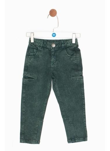 Nebbati Pantolon Yeşil